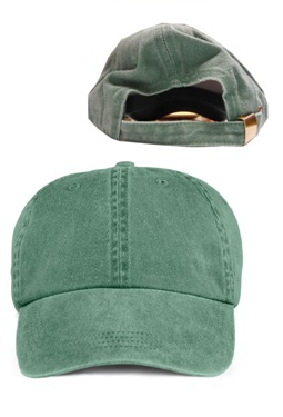 Anvil Solid Low-Profile Twill Cap